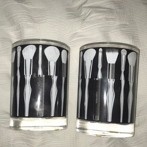 Other - Acrylic makeup brush holders/ vanity cup
